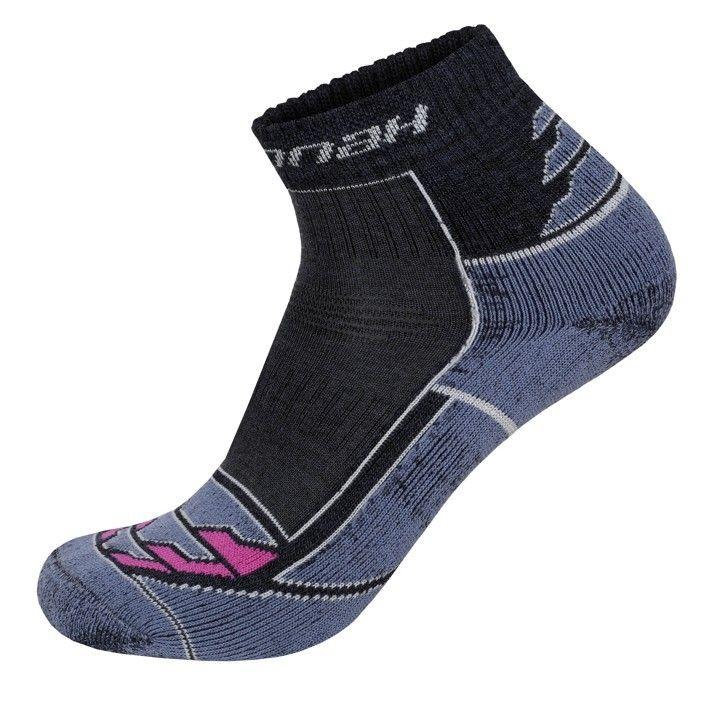 Tazz-Sport - Hannah Walk Lite W Dark blue / Pink dámská ponožka
