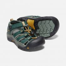 Tazz-Sport - KEEN Newport H2 Junior KEEN Newport H2 Junior Green Gables / Wood Thrush Dětský sandál