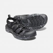 Tazz-Sport - KEEN Newport H2 Men Black / Swirl Outsole