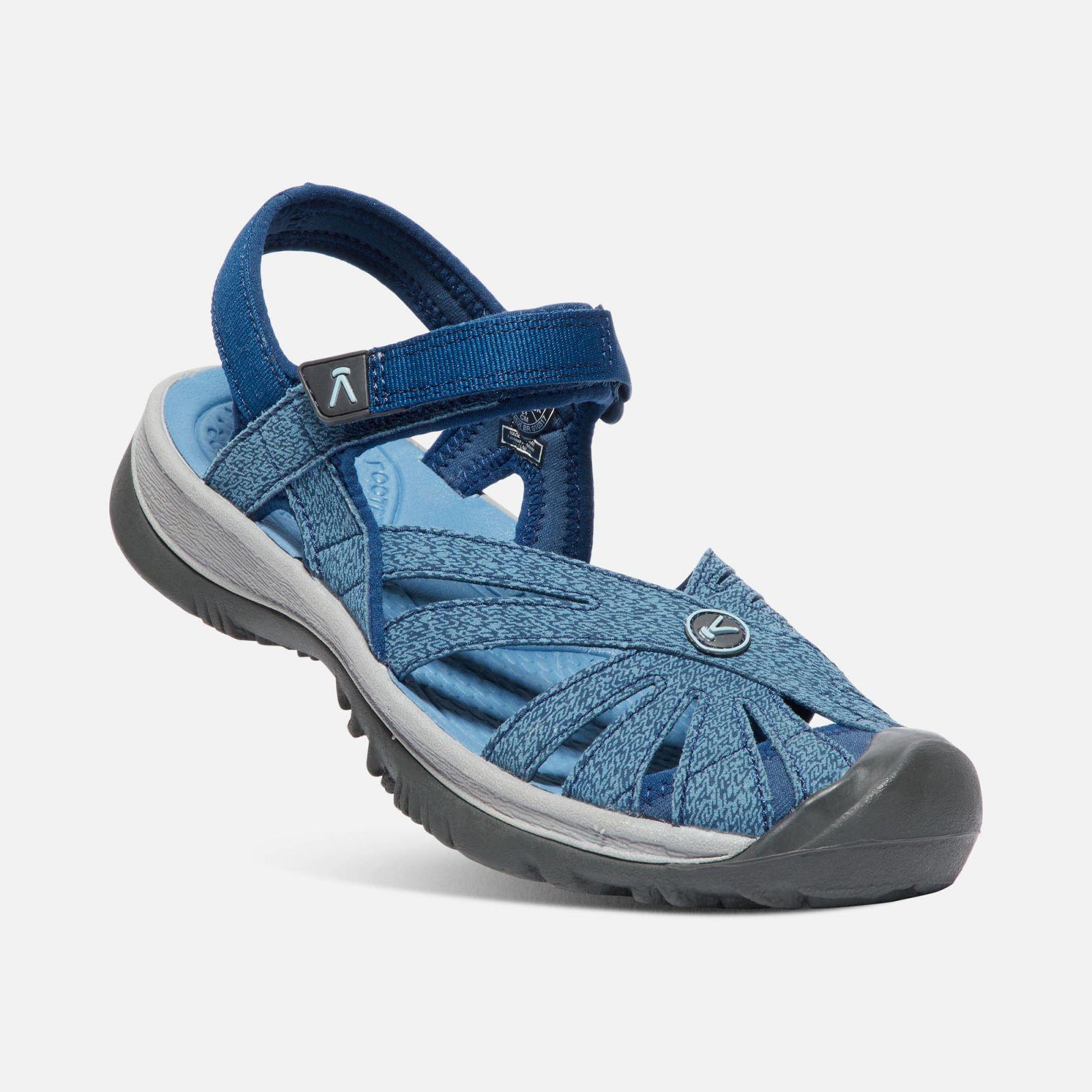 Tazz-Sport - KEEN Rose Sandal W Blue opal / Provincial blue Dámský sandál
