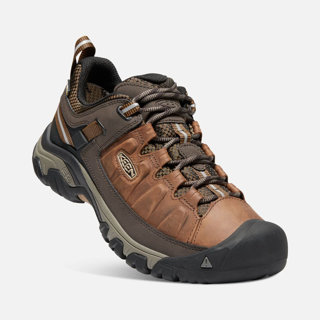 Tazz-Sport - KEEN TARGHEE III WP M Ben / Golden brown