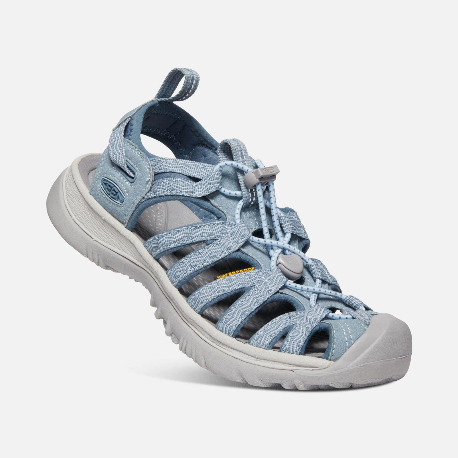 Tazz-Sport - KEEN Whisper W Citadel / Blue mirage dámský sandál