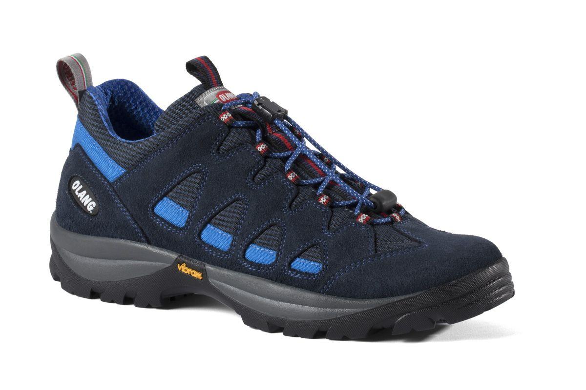 Tazz-Sport - Olang Corvara Blu / Rosso Treková obuv
