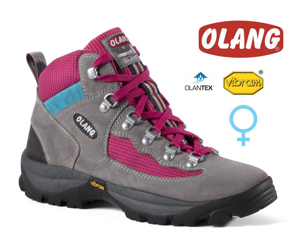 Tazz-Sport - Olang Gottardo Strada dámská středně vysoká treková bota