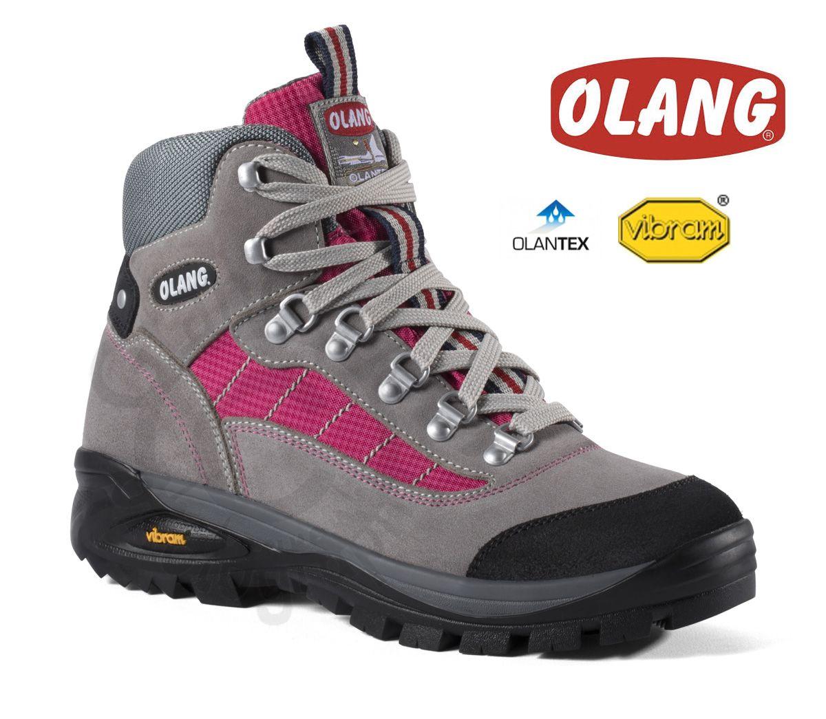 Tazz-Sport - Olang Tarvisio Fuxia treková obuv