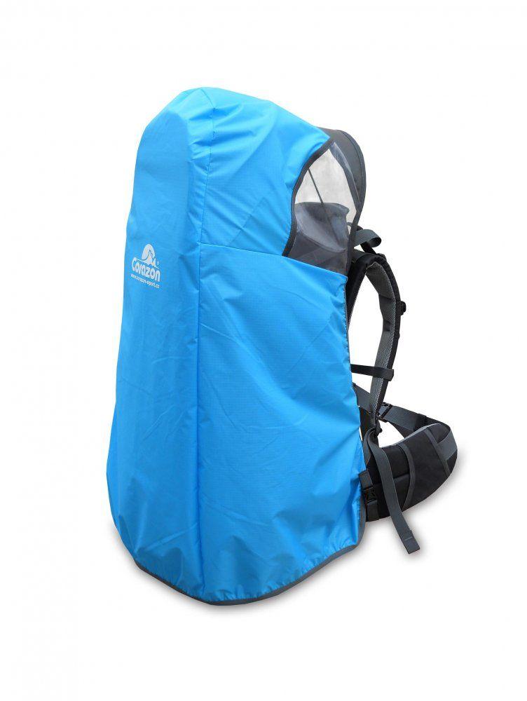 Tazz-Sport - Corazon Panda pláštěna modrá
