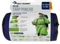 Tazz-Sport - Sea To Summit Nylon 70D Trap Poncho blue