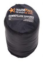 Tazz-Sport - Warmpeace Péřový polštářek ZIP black
