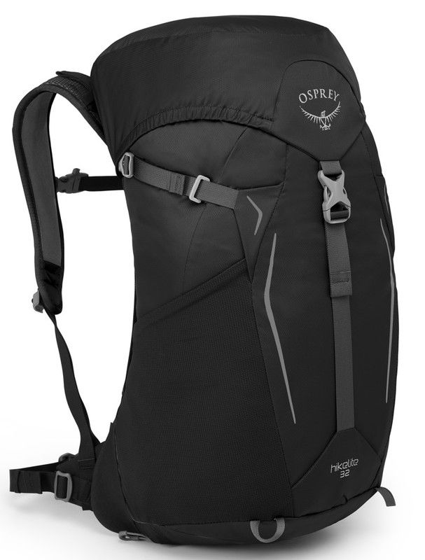 Tazz-Sport - Osprey Hikelite 32 Black batoh