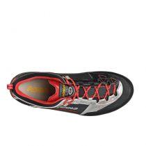 Tazz-Sport - Asolo Freney Low GV MM black / silver pánské pevné boty na ferraty
