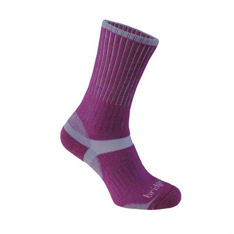 Tazz-Sport - Bridgedale Merino Hiker plum