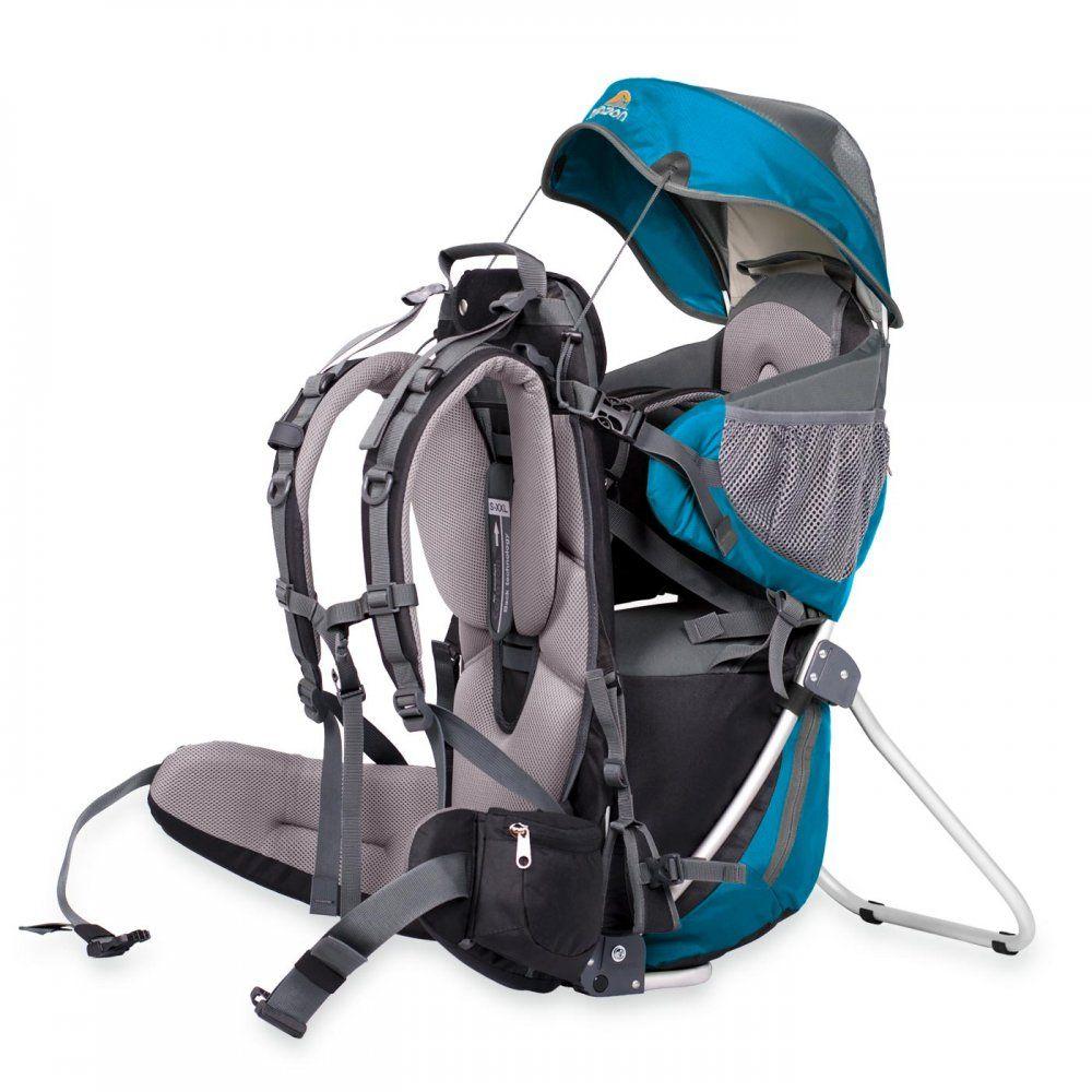 Tazz-Sport - Corazon Panda Tyrkysově modrá dětská sedačka