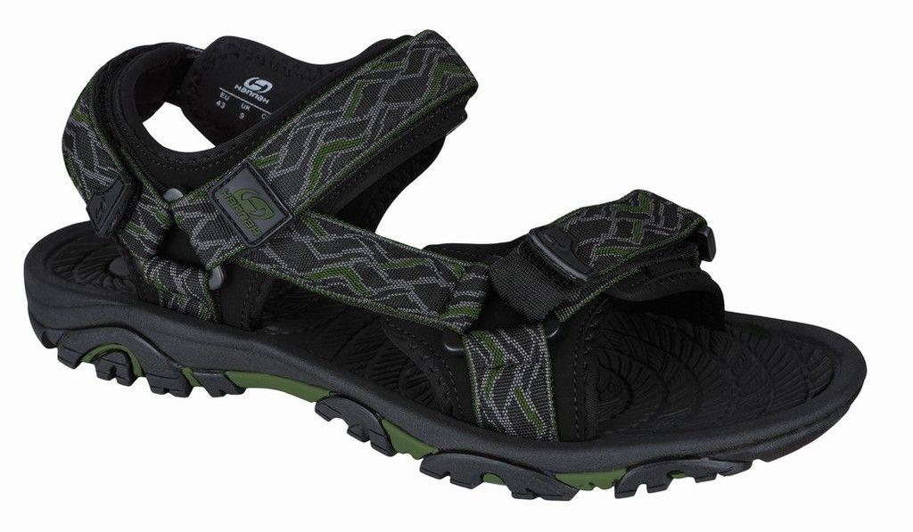 Tazz-Sport - Hannah Belt Green / mountain sandál unisex
