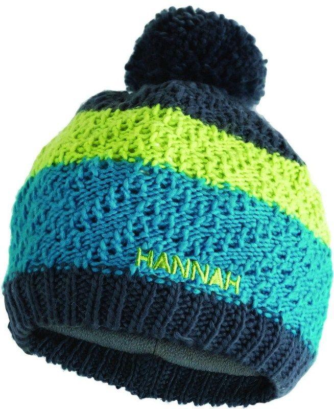 Tazz-Sport - Hannah Bobble JR Tile blue / lime green