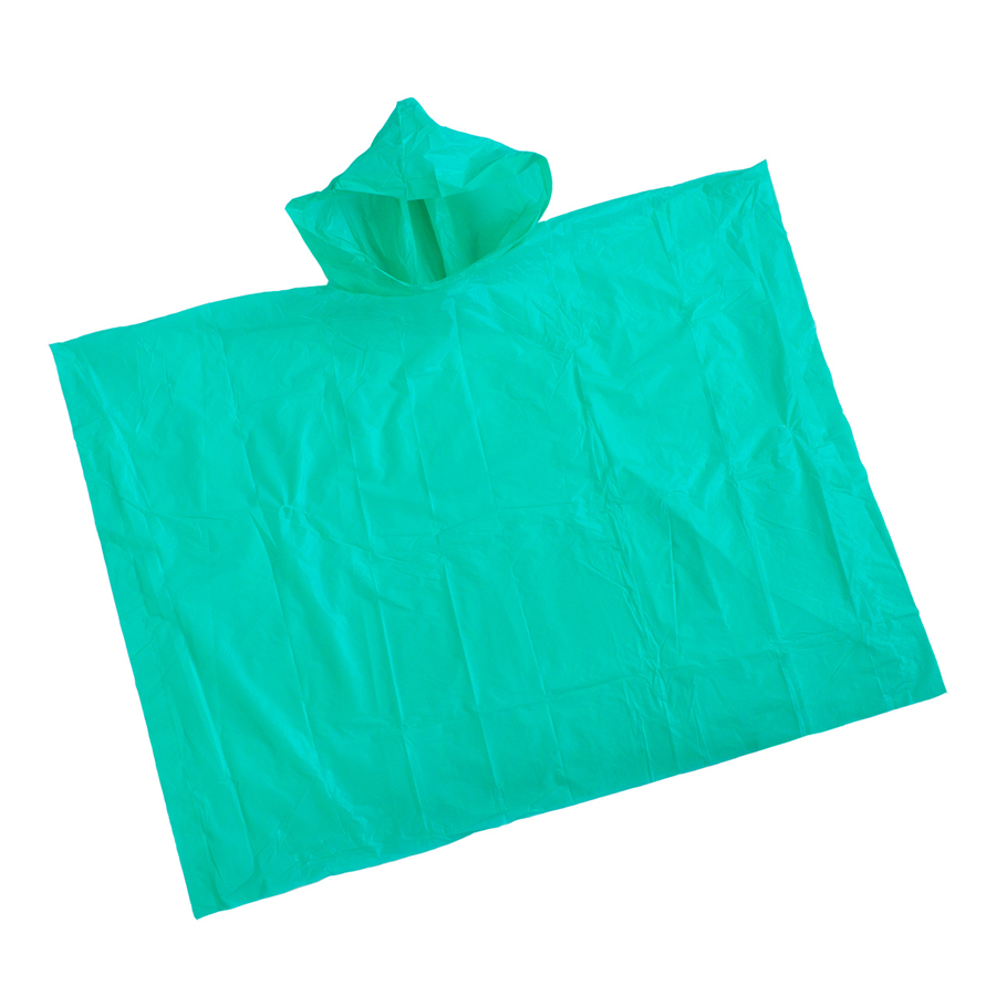 Tazz-Sport - HIGHLANDER Mini Poncho zelené