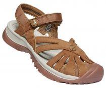 Tazz-Sport - KEEN Rose Sandal W Tan Dámský kožený sandál