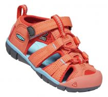 Tazz-Sport - KEEN Seacamp ll CNX Coral / Poppy Red
