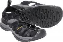 Tazz-Sport - KEEN Whisper W Black / Magnet dámský sandál