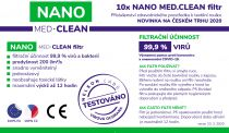 Nano Medical 10x NANO MED.CLEAN filtr
