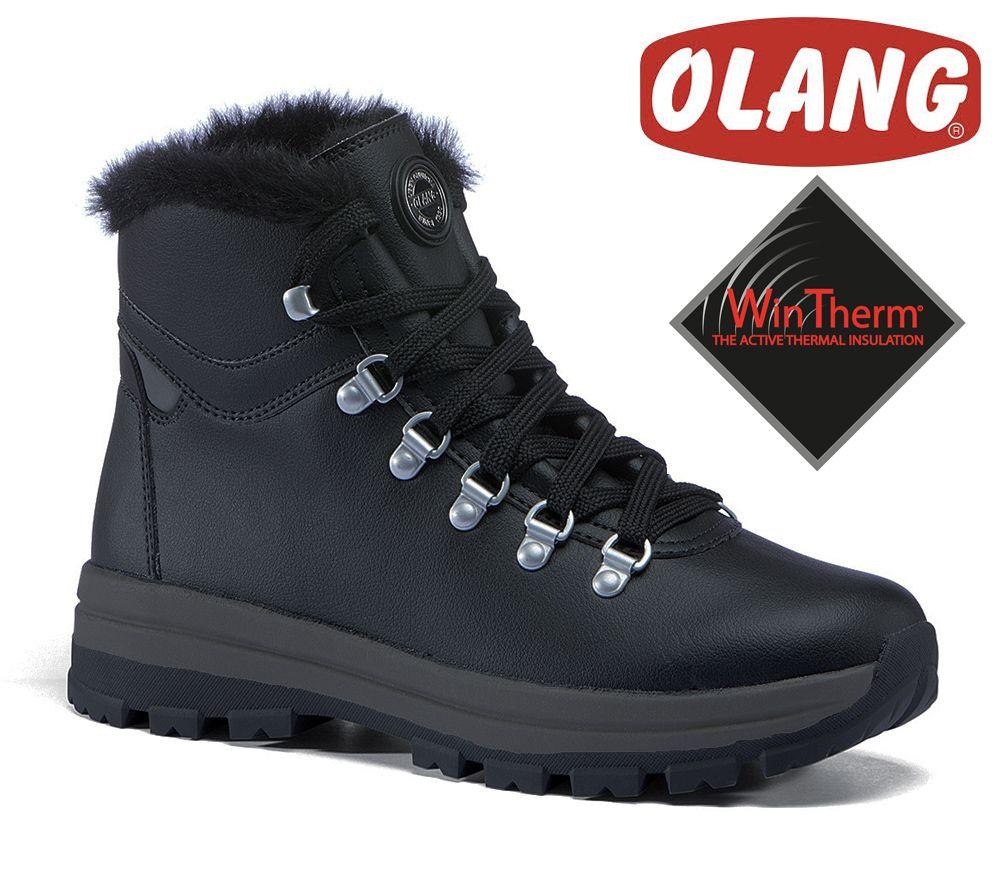 Tazz-Sport - Olang Paradise Nero dámská zimní obuv