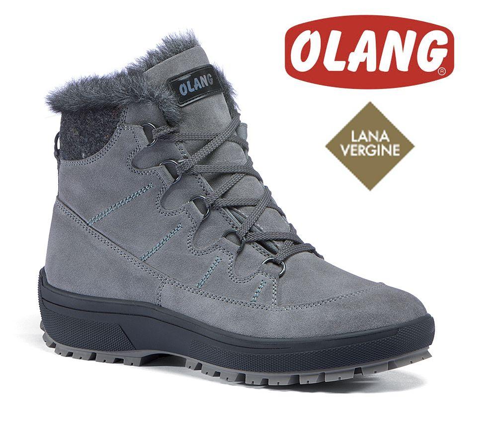 Tazz-Sport - Olang Venere Asfalto dámské zimní obuv
