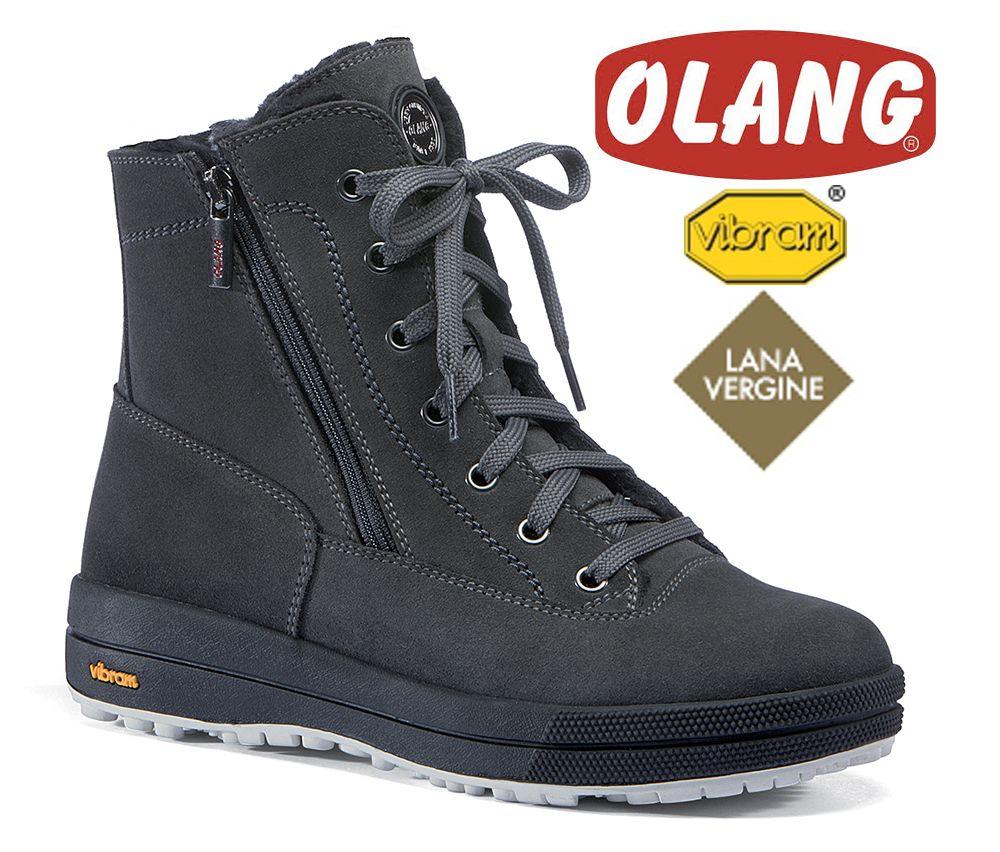 Tazz-Sport - Olang Verona Antracite dámské zimní obuv