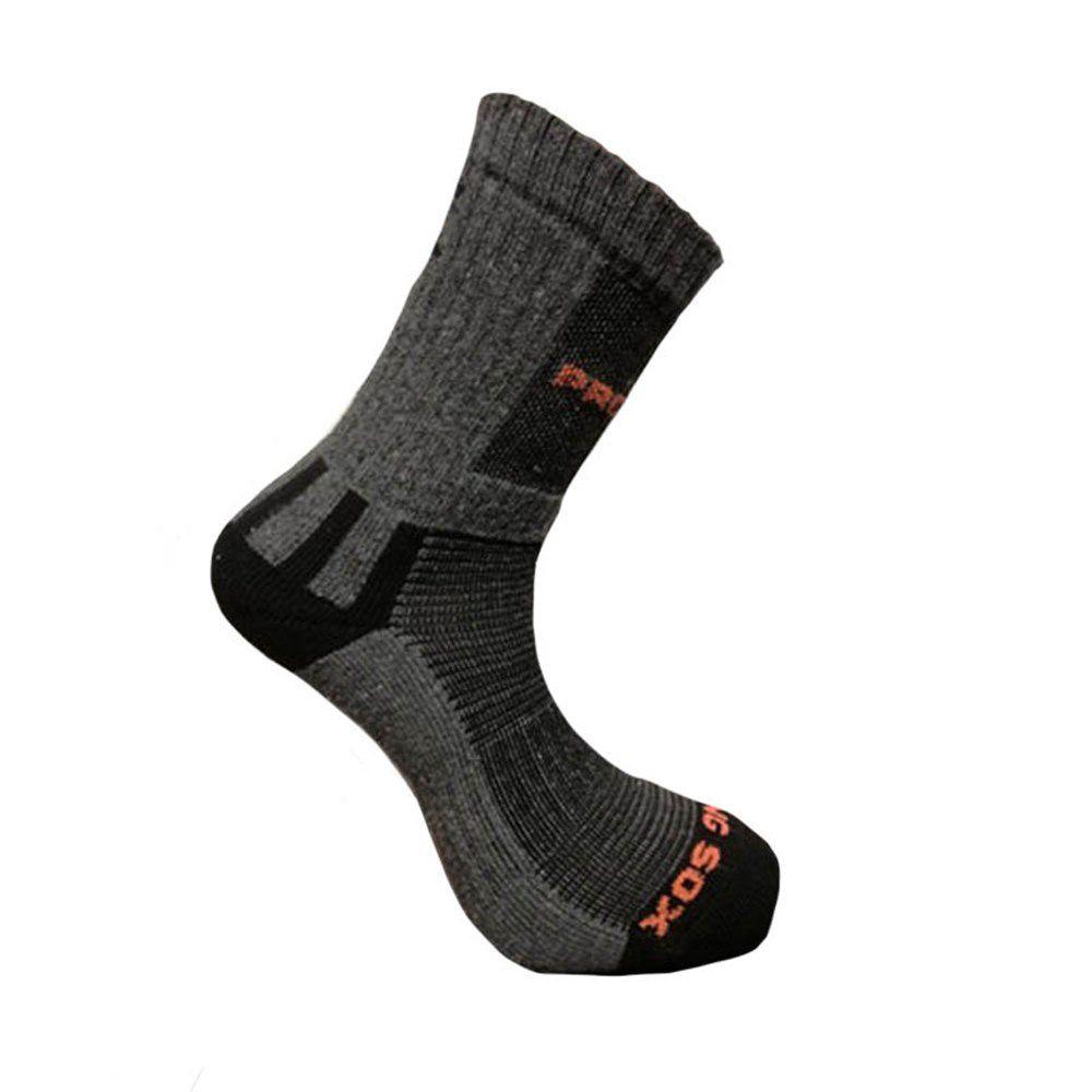 Tazz-Sport - Progress Hiking Sox turistické ponožky šedé