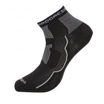 Progress Tourist letní turistické ponožky černá | 39-42, 43-47