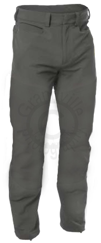 Tazz-Sport - Warmpeace Core carbon / carbon pánské kalhoty
