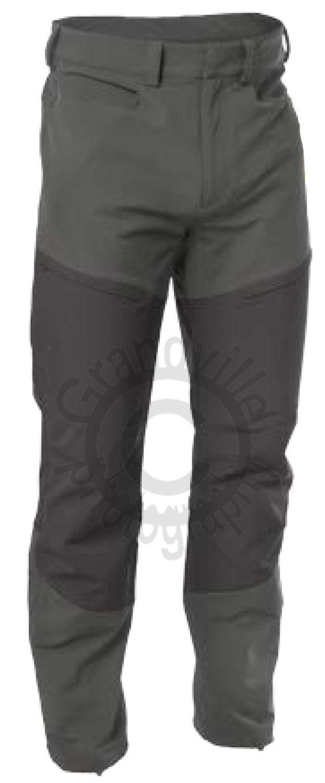 Tazz-Sport - Warmpeace Core carbon / raven black pánské kalhoty