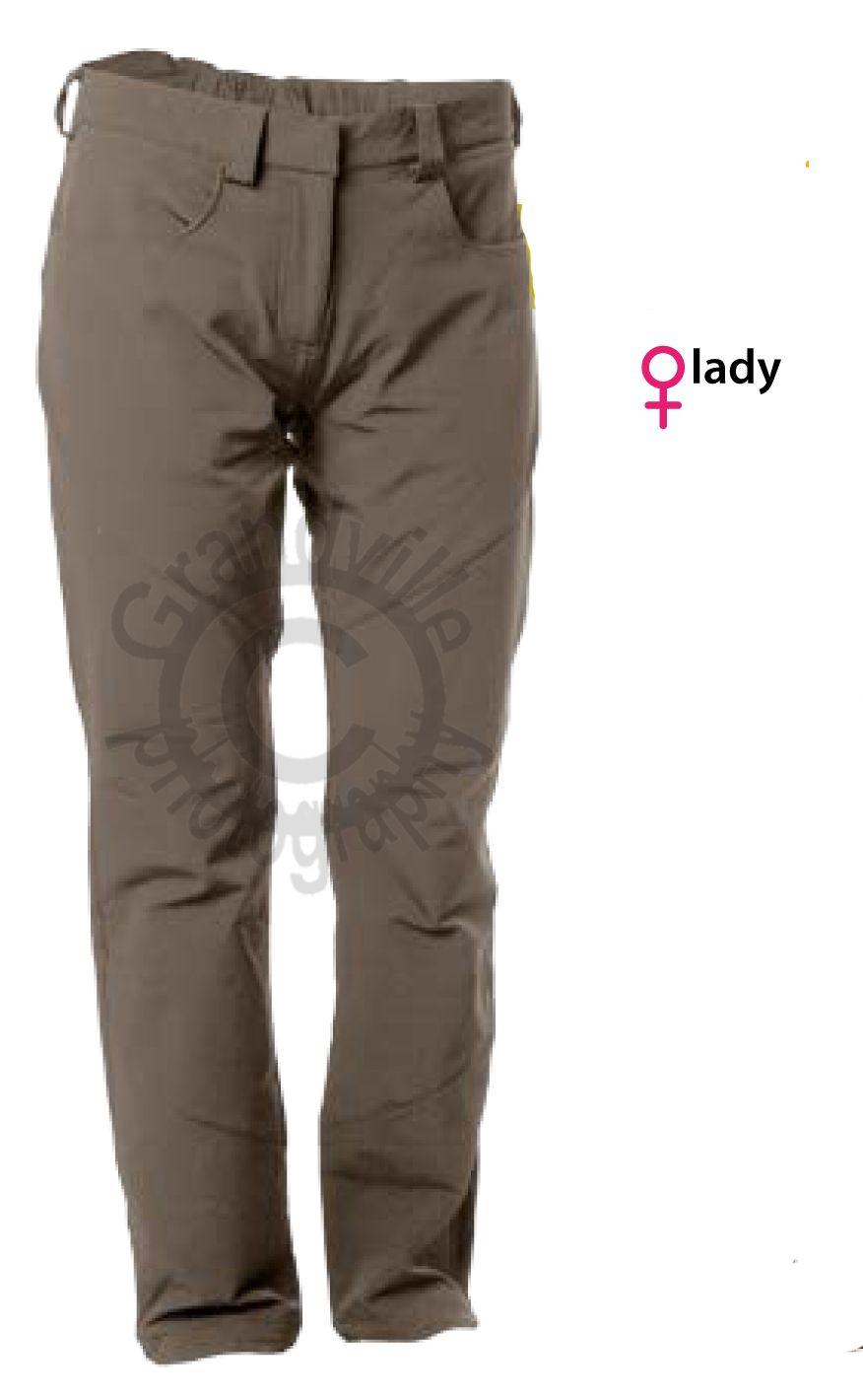 Tazz-Sport - Warmpeace Flea lady sand/sand dámské kalhoty