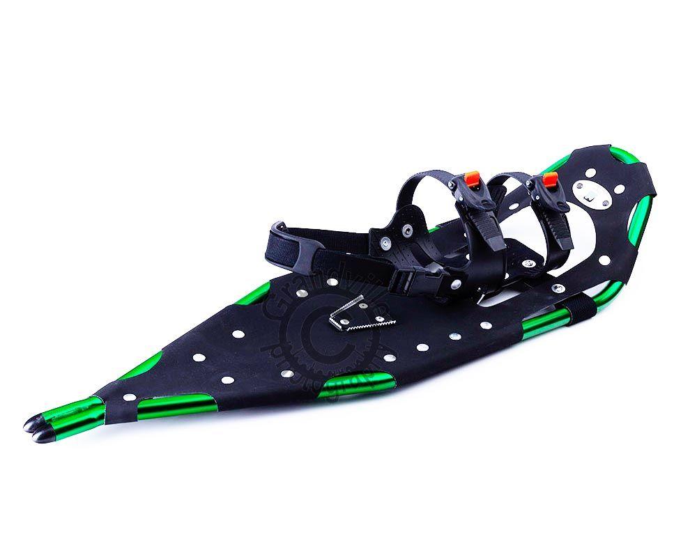 """Tazz-Sport - Warp Easy Step 30"""" sněžnice zelená"""