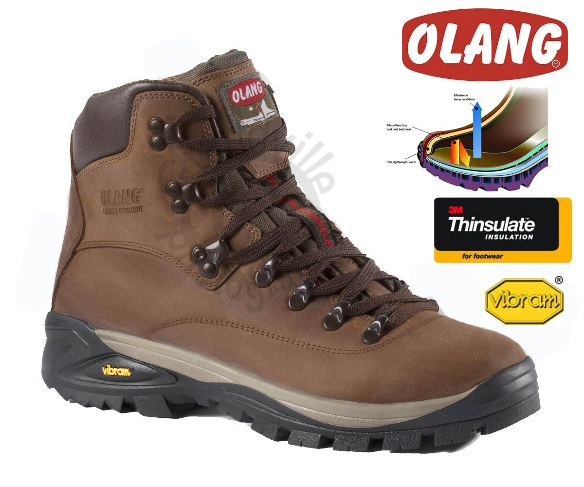 Tazz-Sport - Olang Alabama Thinsulate Cuoio
