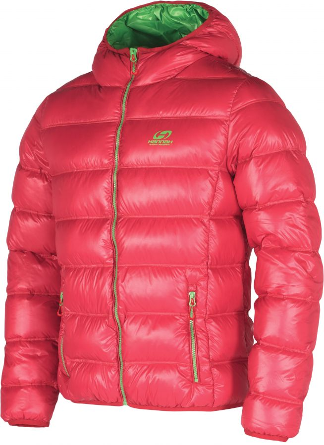 Tazz-Sport - Hannah Moran Hoody man red green