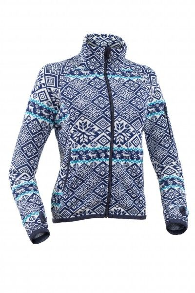 Tazz-Sport - Warmpeace Norwega lady blue white