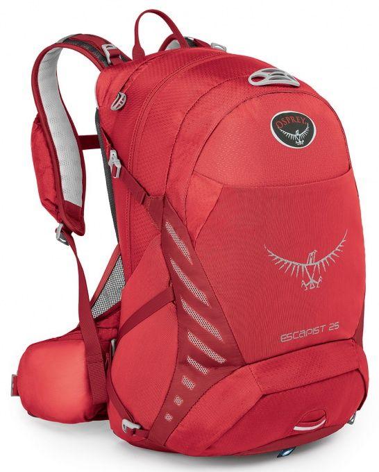 Tazz-Sport - Osprey Escapist 25 cayenne red