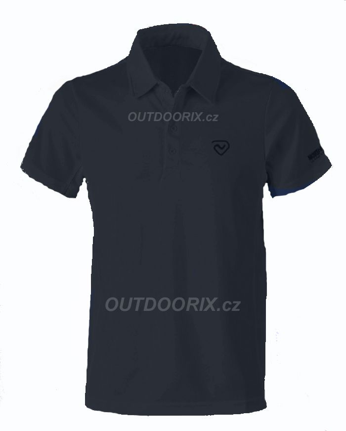 Tazz-Sport - Northland Cooldry Gregor polo shirt black