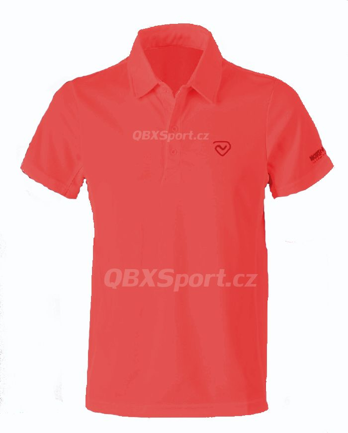 Tazz-Sport - Northland Cooldry Gregor polo shirt flame