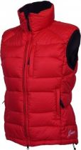 Warmpeace Planet lady vest red