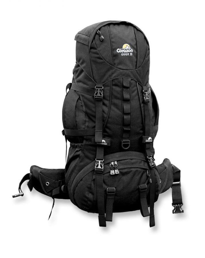 Tazz-Sport - Corazon Eiger 55 černý