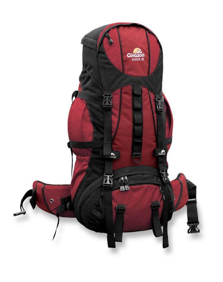 Tazz-Sport - Corazon Eiger 55 červený