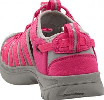 Tazz-Sport - KEEN Whisper Junior Indian Honeysuckle/Neutral Gray Dětský sandál