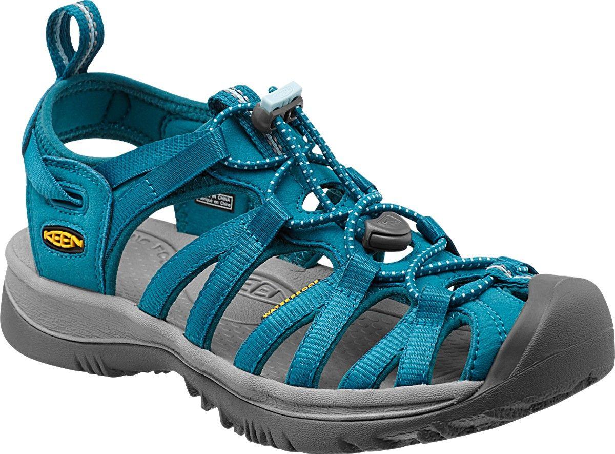 Tazz-Sport - KEEN Whisper W Celestial/Corydalis Blue Dámský sandál