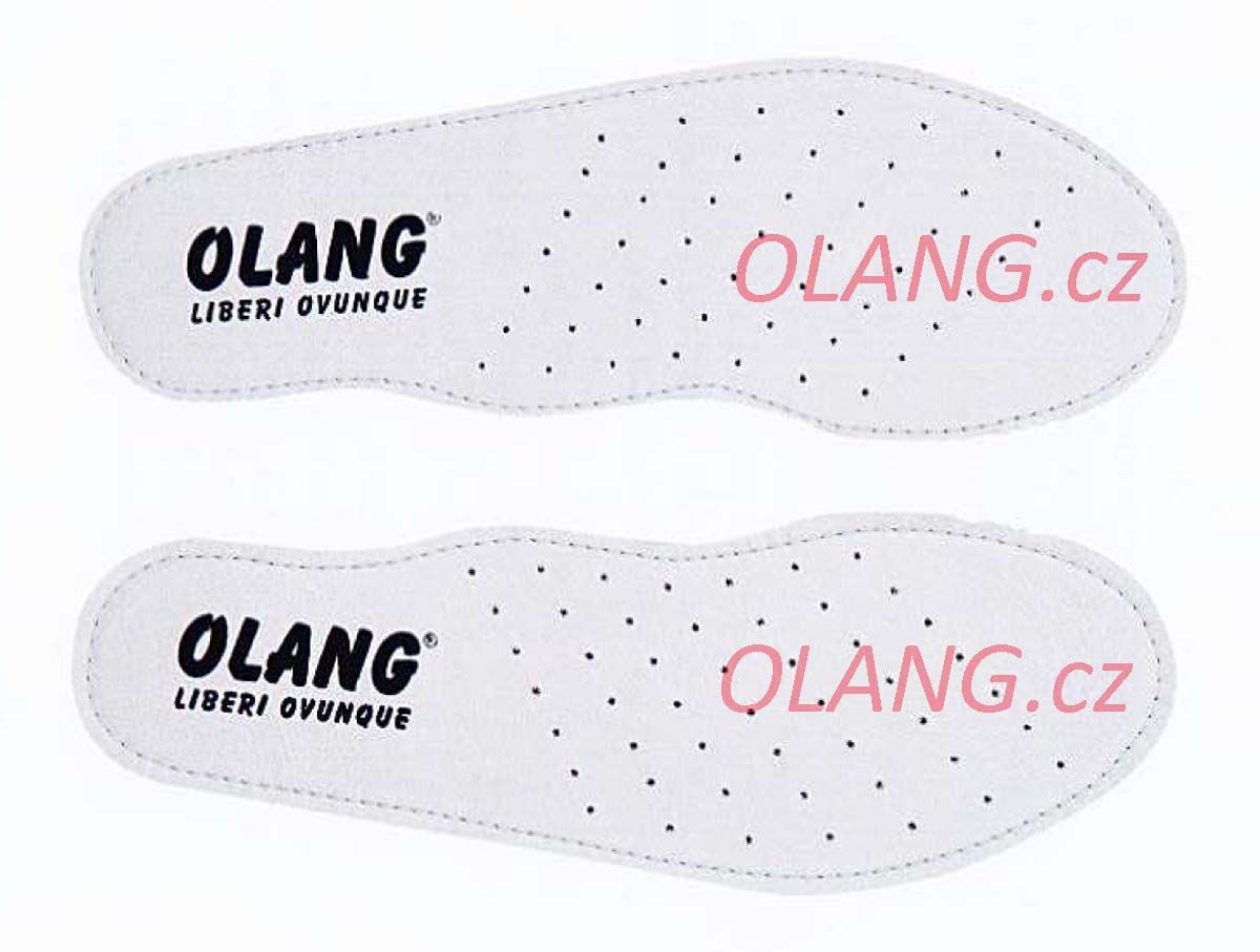 Tazz-Sport - Olang Soft Step stélky z pravé kůže