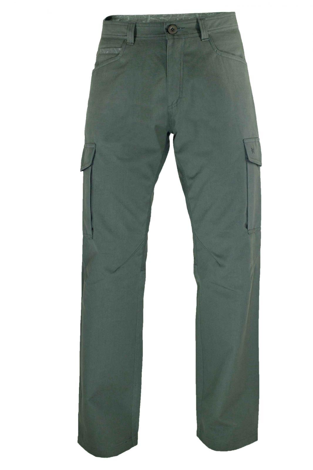 Tazz-Sport - Warmpeace Travers grey pánské kalhoty z vyšší gramáže
