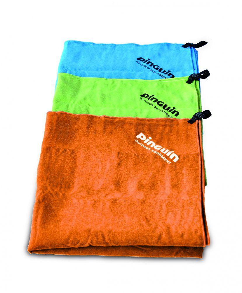 Tazz-Sport - Pinguin ručník 75x150 zelená