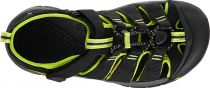 Tazz-Sport - KEEN Newport H2 Junior Black/Lime green