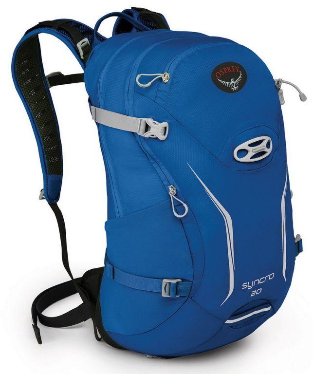 Tazz-Sport - Osprey Syncro 20 Blue Racer