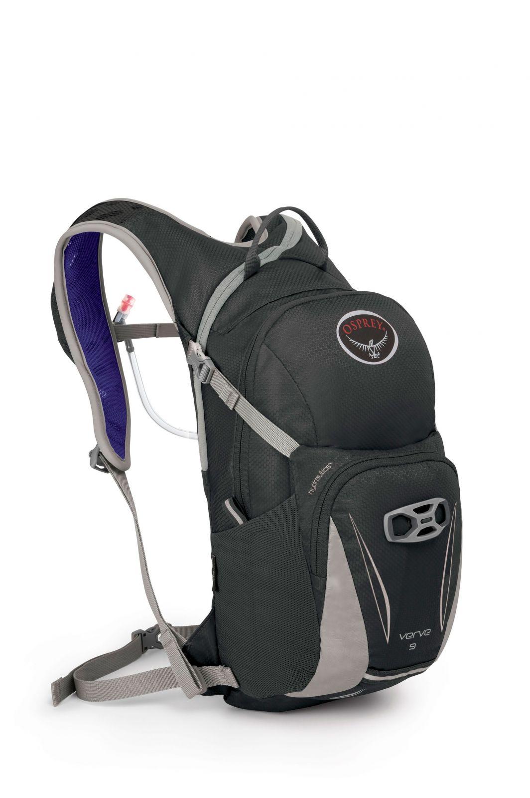 Tazz-Sport - OSPREY Verve 9 Raven Black