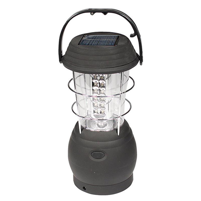 Tazz-Sport - Yate Kempingová lampa se solárním dobíjením 36 LED diod